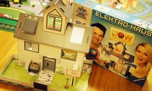 Wie funktioniert das mit dem Strom? 3D Elektrohaus gewinnen