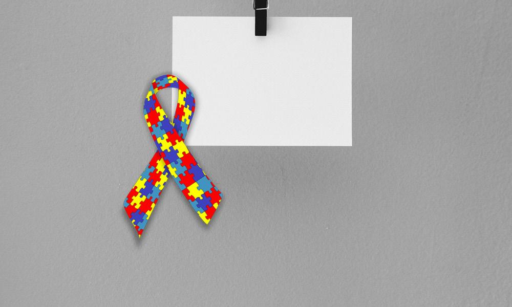Das Leben ist bunt: Leben mit einem autistischen Kind