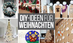 Selbstgemacht: DIY-Ideen für Weihnachten