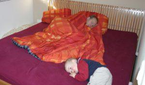 Kuschelzone Schlafzimmer: So hat unser Schlafzimmer kurz nach dem Einzug ausgesehen