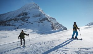 Skifahren mit Kind: Kitzsteinhorn