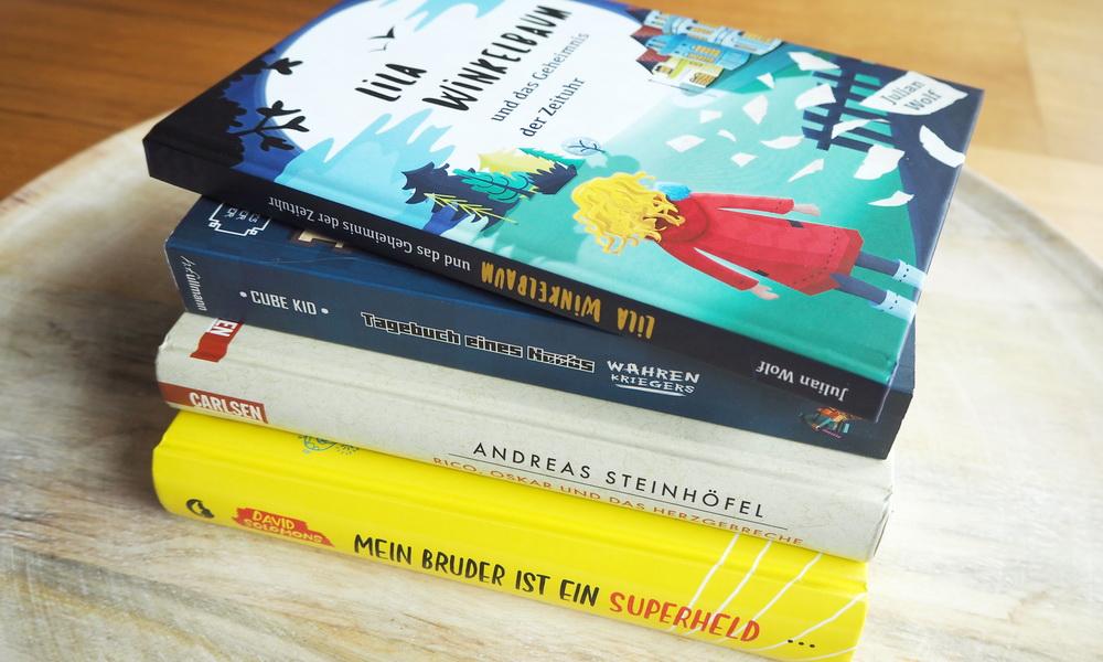 Buchempfehlungen für Kinder (8-12 Jahre) | Buch gewinnen