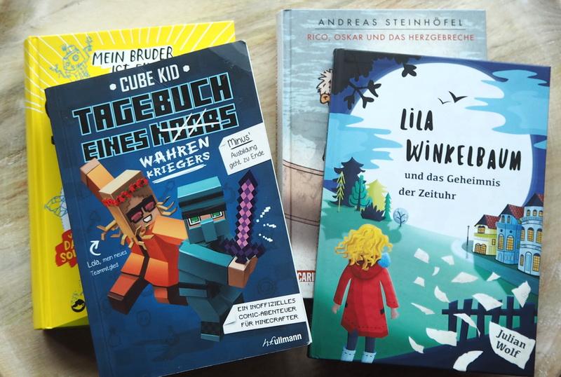 Bücher für Lesetiger 8 Jahre, 9 Jahre, 10 Jahre, 11 Jahre, 12 Jahre