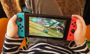 Eine Spielkonsole für alle Fälle: Nintendo Switch gewinnen