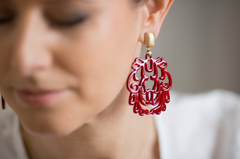 Lieblingsstückerl Ohrhänger Ohrringe Kunsthandwerk aus Salzburg