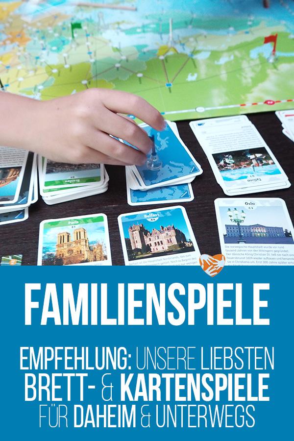 Weltspieltag: Brettspiele und Kartenspiele für die ganze Familie