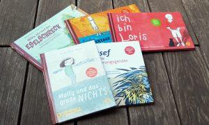 Bücher für Kinder in schwierigen Lebenslagen
