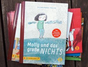 Kinderbücher für herausfordernde Lebenssituationen: Suizid, Depression