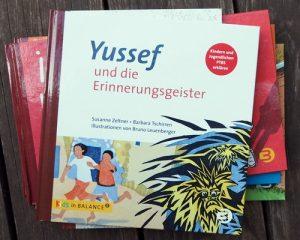Kinderbücher für herausfordernde Lebenssituationen: postraumatische Belastungsstörung