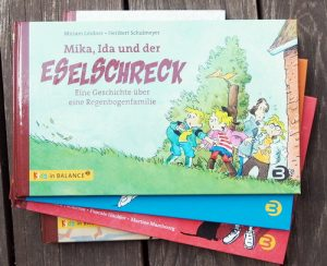 Kinderbücher für herausfordernde Lebenssituationen: Regenbogenfamilie