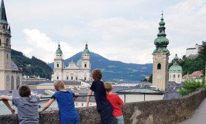 Salzburg mit Kindern: Insidertipps von Einheimischen