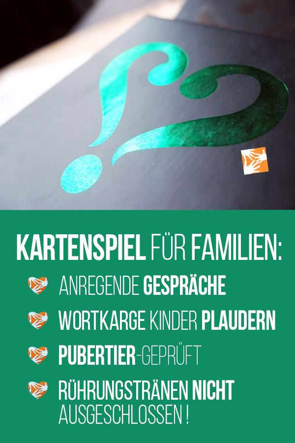 Spieletipp für Familien: Kartenspiel für anregende Spiele in der Familie