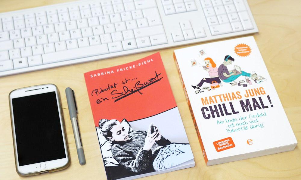 Pubertät: Die besten Bücher für Eltern