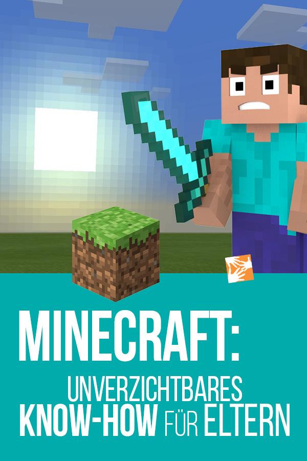 Minecraft: Unverzichtbares Know-how für Eltern