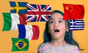 Wie Kinder am besten Sprachen lernen