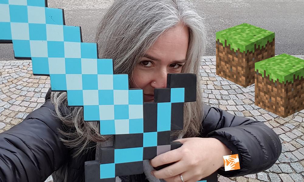 Minecraft im Alltag nutzen: Minecraft-Sprech statt Erziehungs-Blabla