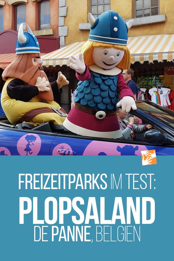 Freizeitparks im Test: Plopsaland De Panne, Belgien