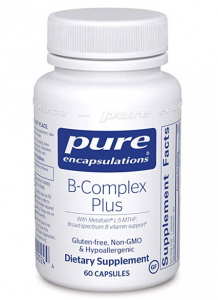 pure encapsulations Vitamin B-Complex plus