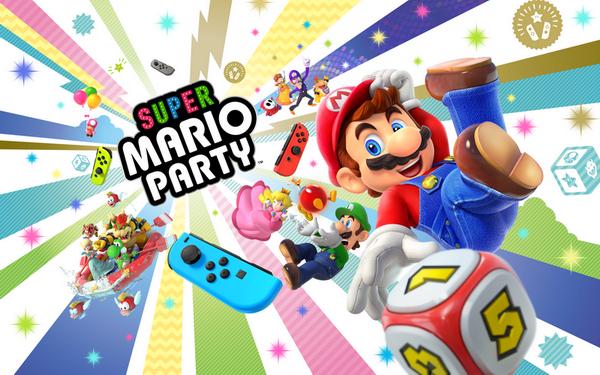 Computerspiele für Kinder und Jugendliche: Super Mario Party