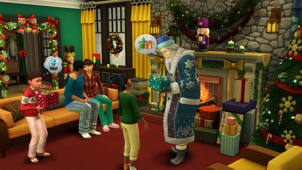 Computerspiele für Kinder und Jugendliche: Die Sims 4