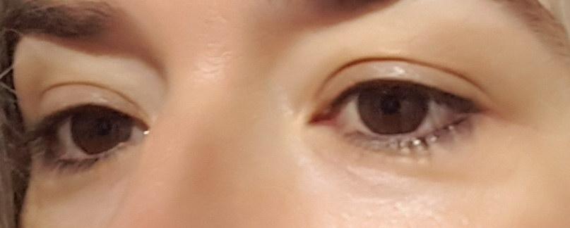 Permanent Makeup: Das Endergebnis