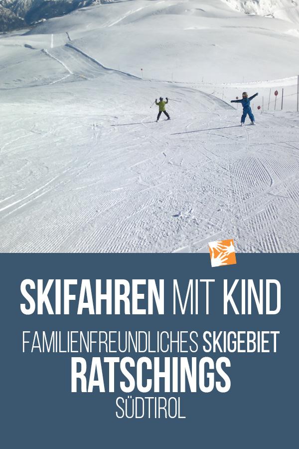 Skifahren mit Kind: Familienfreundliches Skigebiet Ratschings
