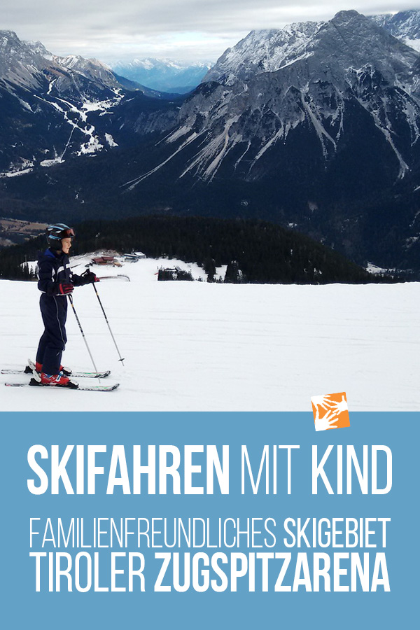 Skifahren mit Kind: Familienfreundliches Skigebiet Lermoos, Tiroler Zugspitzarena