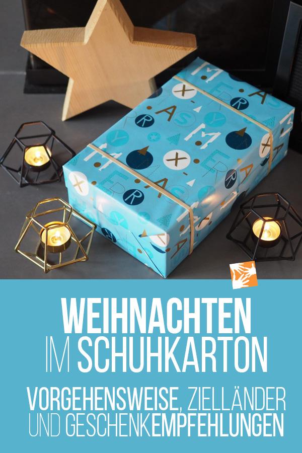 Weihnachten im Schuhkarton: Vorgehensweise, Zielländer und Geschenkempfehlungen