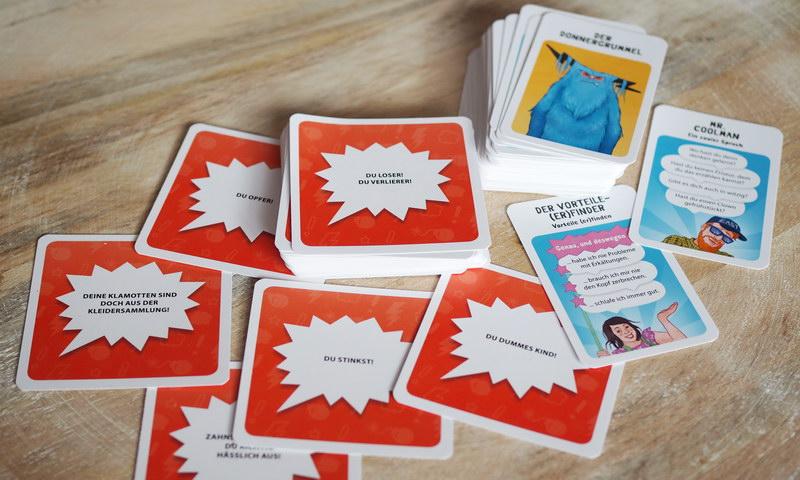 Spielerisches Schlagfertigkeitstraining für Kinder | Verlosung!