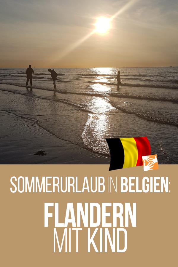 Familienurlaub in Belgien: Flandern mit Kind