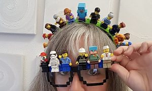 Fasching: Originelle Last Minute DIY-Idee mit Lego