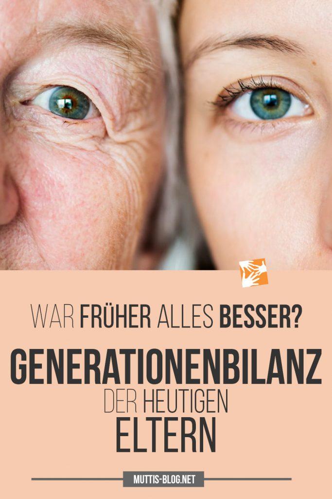 Generationenbilanz der Generation Mitte: War früher alles besser?