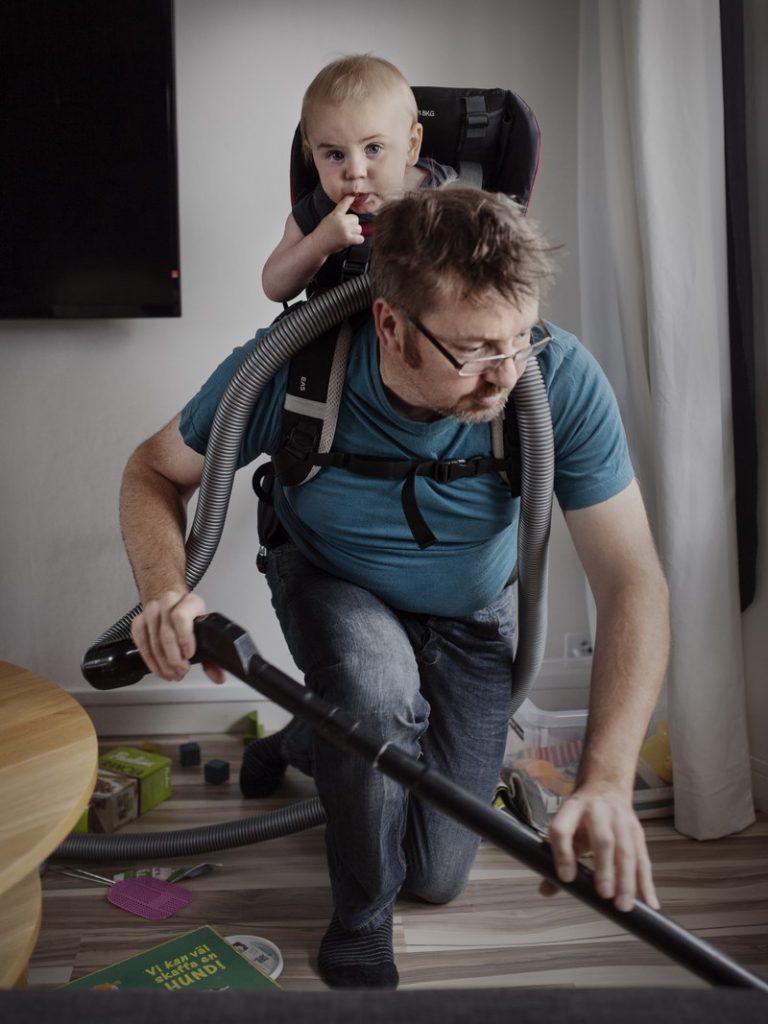 Swedish Dads: Vereinbarkeit mit schedischen Vätern