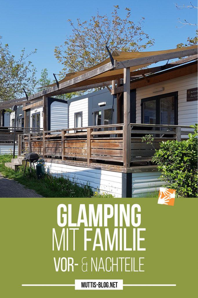 Erfahrungsbericht Glamping mit Familie am Gardasee: Vor- und Nachteile