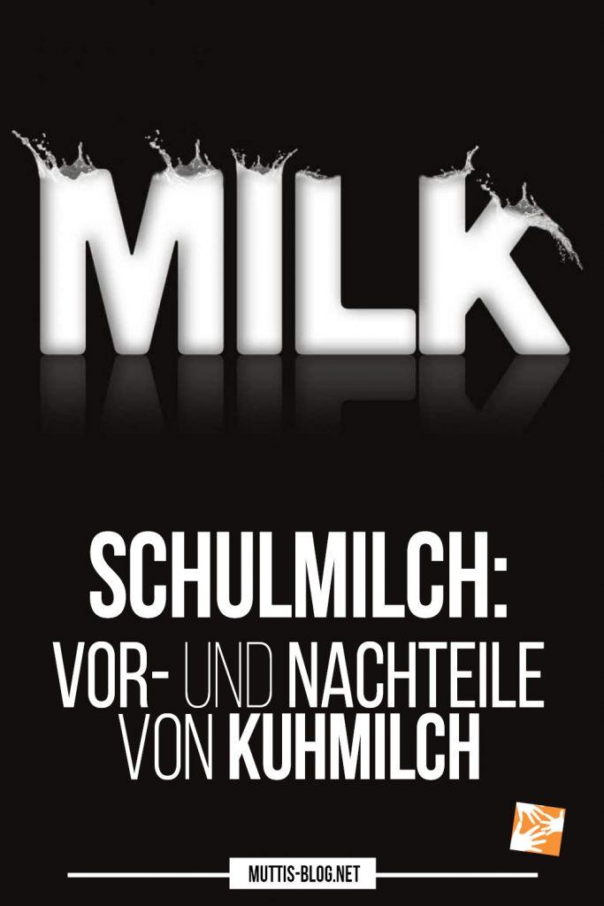 Schulmilch: Vorteile und Nachteile von Kuhmilch