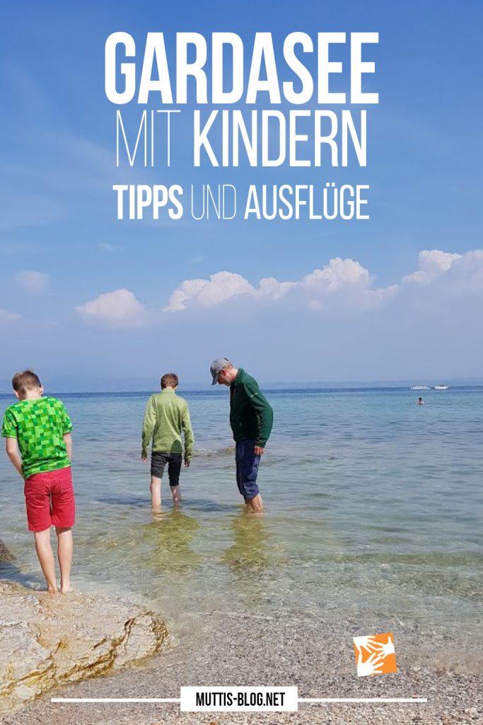 Gardasee mit Kindern: Tipps und Ausflüge