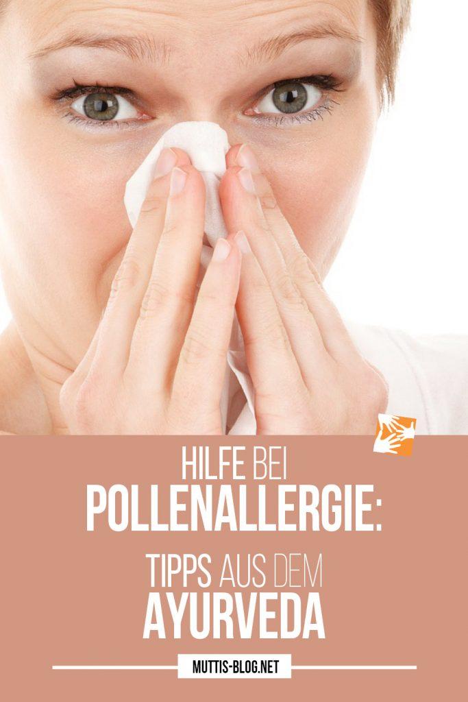 Hilfe bei Pollenallergie: Tipps gegen Heuschnupfen aus dem Ayurveda