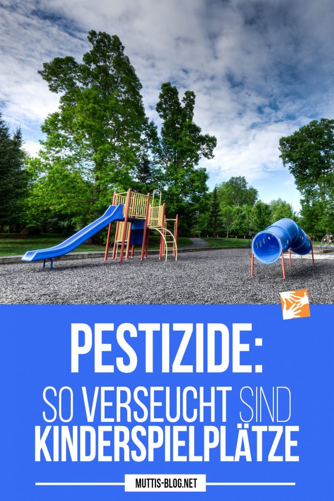 Verseuchte Kinderspielplätze durch Pestizide: So beslastet sind Kinderspielplätze