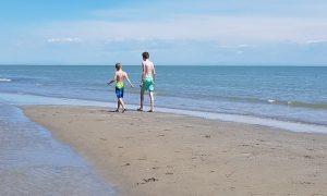 Caorle: Überlebenstipps mit Familie