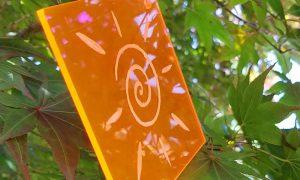 DIY Sun Catcher: Geschenkidee für Lehrer zum Schulschluss, Vatertag, Muttertag