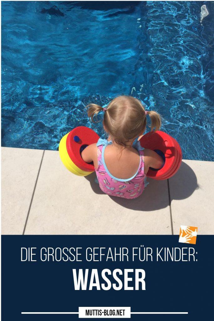 Wasser - Die große Gefahr für Kinder