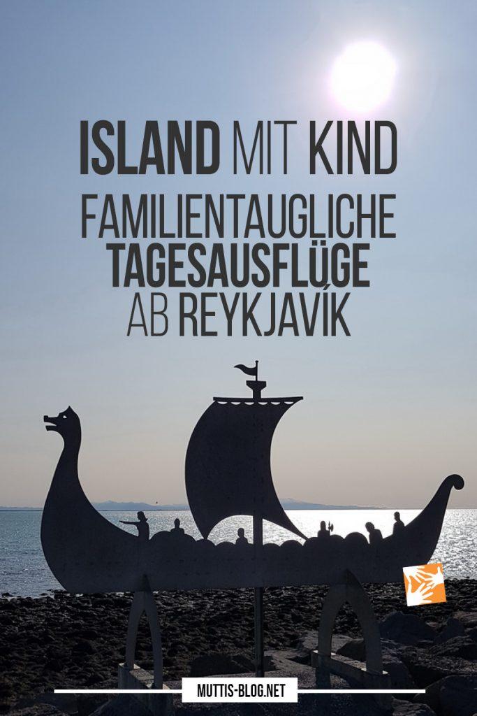 Island mit Kind: Familientaugliche Tagesausflüge ab Reykjavik