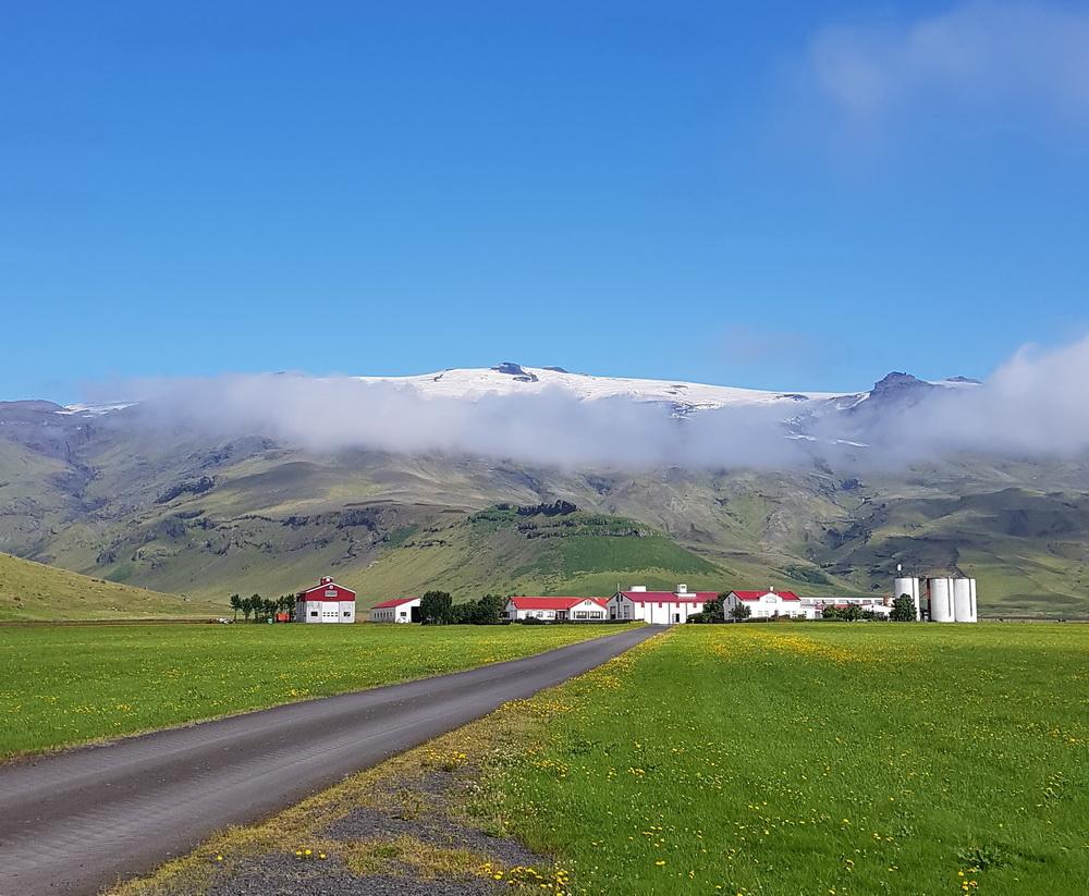 Island mit Kindern: Ringstraße Süden: Eyjafjallajökull