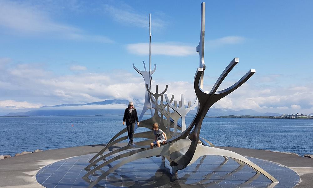 Reykjavik mit Kind: Top 10 Aktivitäten mit Familie