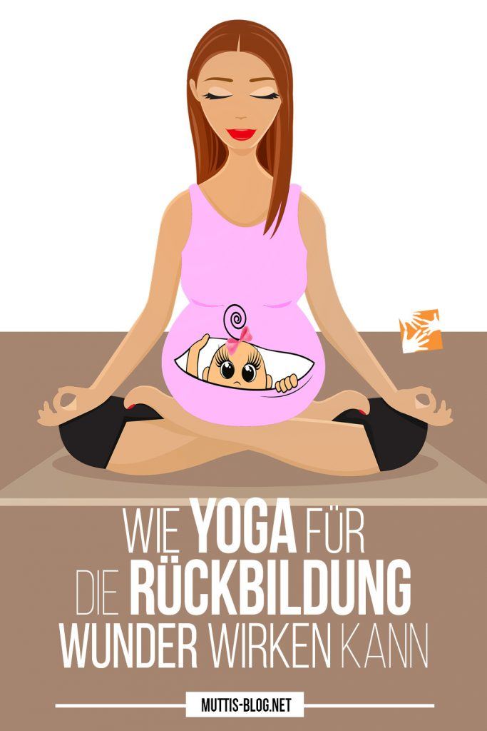 Wie Yoga für Rückbildung Wunder wirken kann
