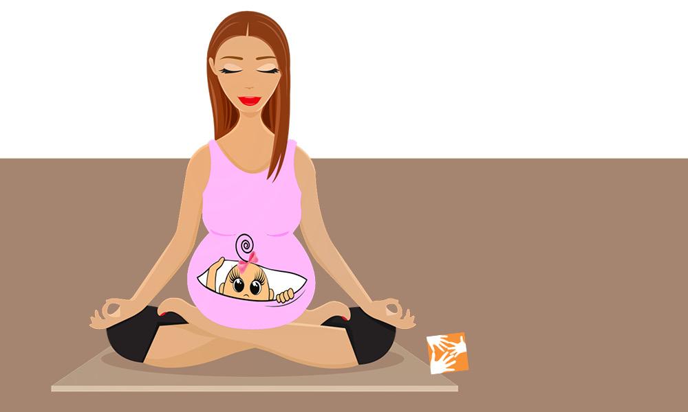 Wie Yoga für die Rückbildung Wunder wirken kann