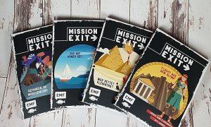 Escape Game Bücher: Offline-Abenteuer für Online-Junkies ab 9 Jahren | Buch gewinnen!