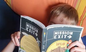 Escape Game Bücher