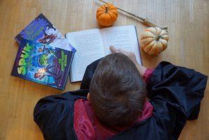 Gruselspaß für Leseratten