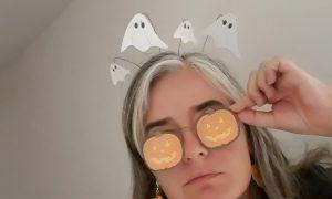 Last Minute Halloween: DIY Verkleidung und Deko mit der Prickeltechnik